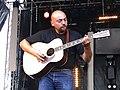 Jean-Charles Guichen aux Nuits Celtes à Muzillac en 2003. .jpg