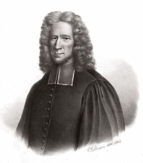 Jean-Frédéric Osterwald pastor from Neuchâtel