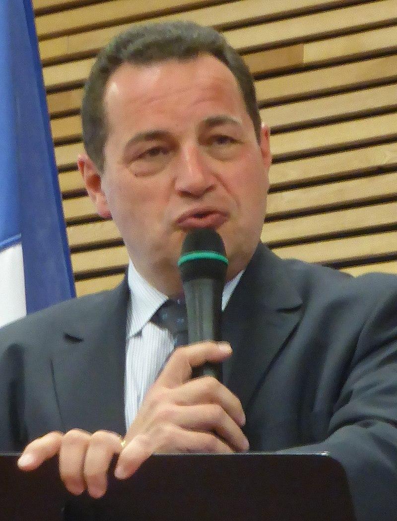 Jean Frédéric Poisson éléction présidentielle 2017, candidat