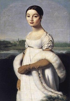 Mademoiselle Caroline Rivière - Image: Jean Auguste Dominique Ingres Mademoiselle Caroline Rivière WGA11837