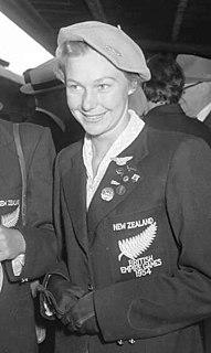 Jean Stewart (swimmer) Olympic swimmer from New Zealand