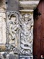 Jelenia Góra, Portal z balkonem do nawy południowej - fotopolska.eu (195467).jpg