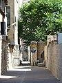 Jerusalem Nahlaot Mishkenot street P1060245.JPG