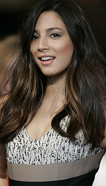 Jessica Gomes at David Jones AW13 Fashion Launch (2).jpg