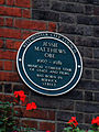Jessie Matthews OBE 1907-1981 musical comedy star of stage and films was born in Berwick Street.JPG