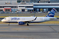 N807JB - A320 - JetBlue Airways