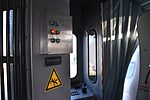 Jet bridge control panel at Munich Airport.jpg