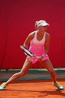 Jil Teichmann Swiss tennis player