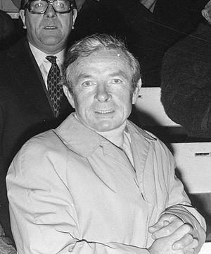 Jimmy Hagan - Hagan in 1972