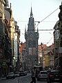 Jindřišská věž, Jindřišská ulice, Praha, Česko - 20080928.jpg