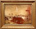Jmw turner, giorgio IV al banchetto di provost nella casa del parlamento, edinburgo, 1822 ca.jpg