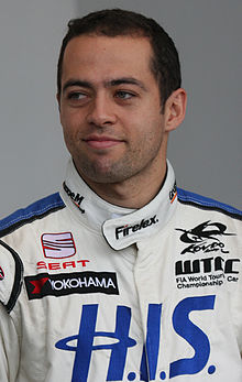 Joao Paulo de Oliveira 2009 WTCC Race of Japan.jpg
