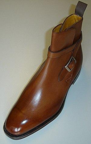 Jodhpur boot - Image: Jodhpur GRENSON Hertford