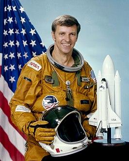 Joe Engle American astronaut