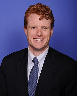 2018 State of the Union Address - Image: Joe Kennedy III, 115th official photo