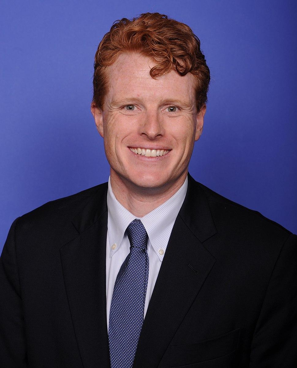 Joe Kennedy III, 115th official photo