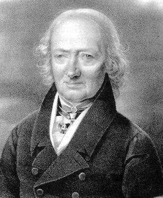Johann Elert Bode - Johann Elert Bode