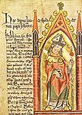 Johann I. von Zürich als Bischof von Eichstätt 1305-06 aus dem Pontifikale Gundekarianum.jpg