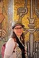 Johanna Janhonen Wikimania 2019.jpg