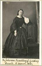 Johanna Sundberg, porträtt - SMV - H8 067.tif