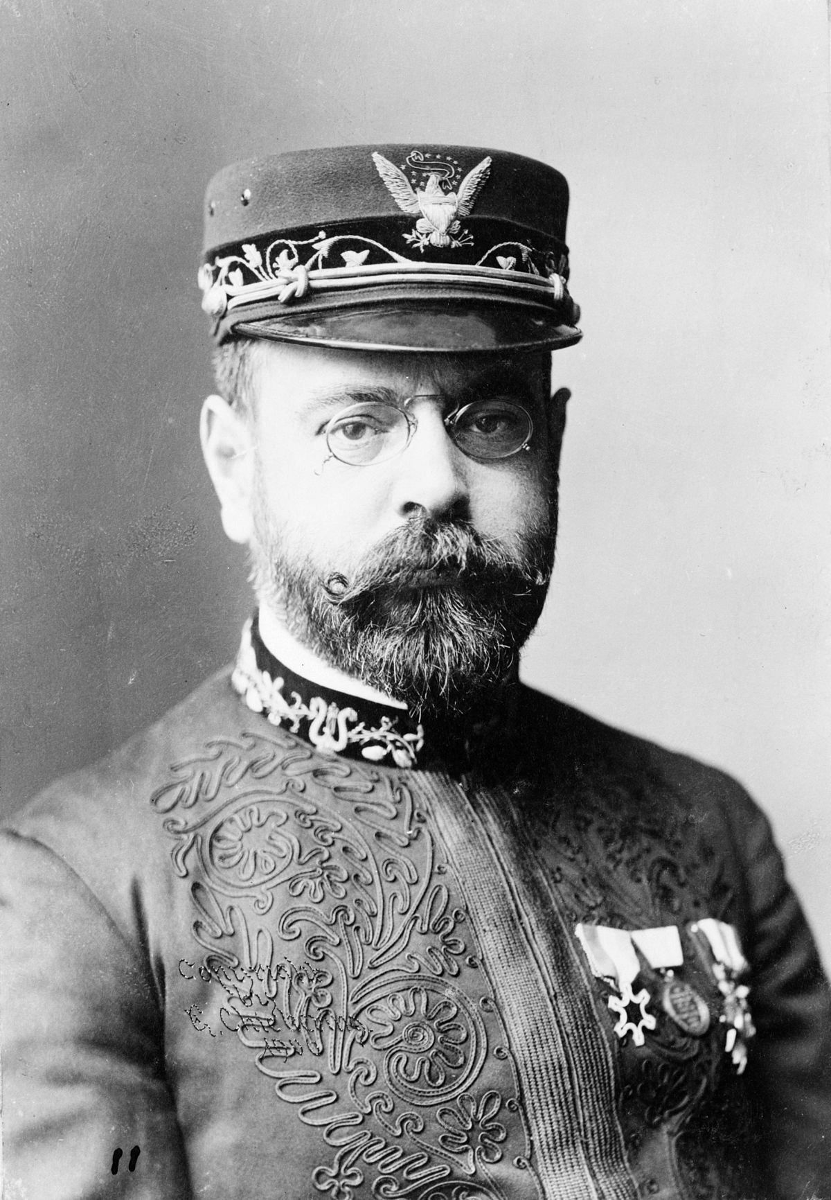john philip sousa Print and download the stars and stripes forever sheet music composed by john philip sousa sheet music arranged for piano/vocal in eb major (transposable) sku.