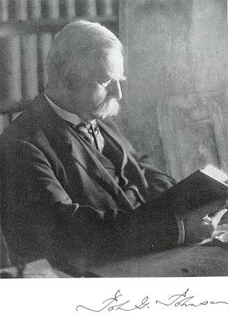 John G. Johnson - John G. Johnson, c. 1913