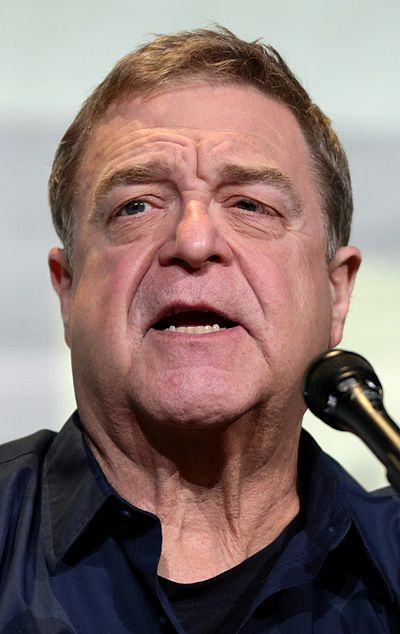 John Goodman, American actor and voice artist