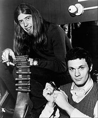 John Mayall and Duster Bennett 1970.JPG