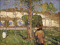 John Peter Russell - Madame Sisley on the banks of the Loing at Moret - Google Art Project.jpg