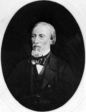 John Septimus Roe - John Septimus Roe, 1850s