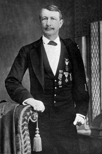 John Watts de Peyster - Major General de Peyster