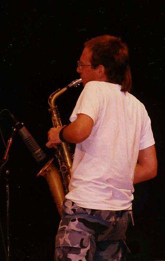 John Zorn - John Zorn in 1990
