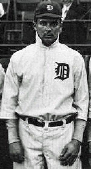 Johnnie Williams (baseball) - Image: Johnnie Williams baseball
