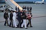 Joint effort supports dignified transfer of U.S. senator.jpg