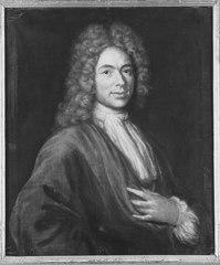 Jonas Rothof (1670-1721), lagman, assessor, gift med Anna Margaretha Wolker