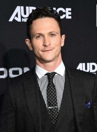 Jonathan Tucker - Tucker at the 2014 premiere of ''Kingdom''