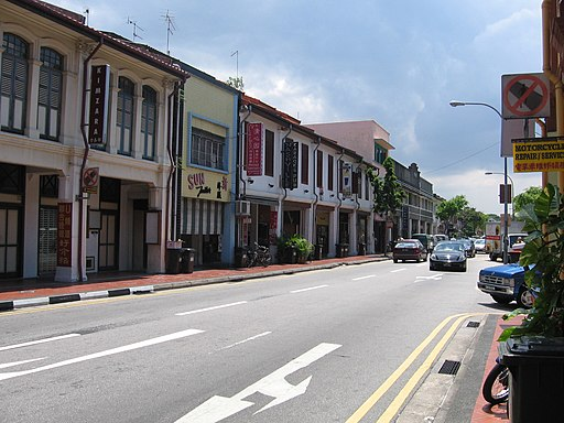 Joo Chiat Road, Apr 06