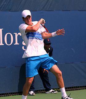 Joris De Loore Belgian tennis player