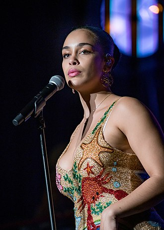 Brit Awards - Image: Jorja Smith 11 26 2018 5 (45772599074)