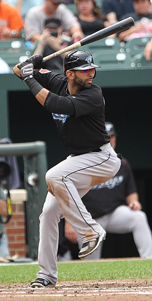 2011 Major League Baseball All-Star Game - José Bautista was the leading vote-getter in 2011, breaking the previous record for most votes by more than 1 million.