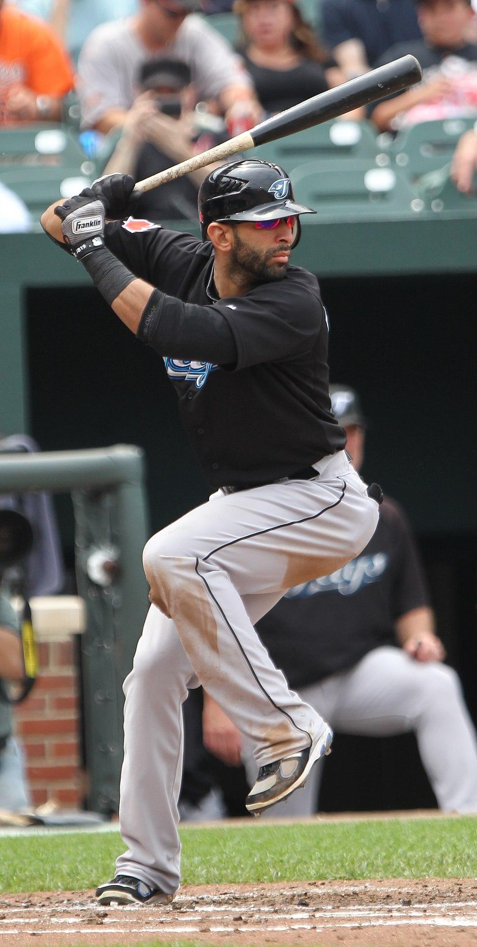 José Bautista on June 5, 2011