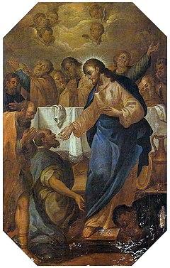 José Teófilo de Jesus - Jesus institui a Eucaristia