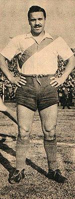 José Manuel Moreno [el mas grande de river]