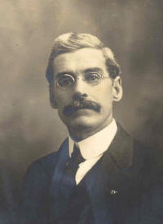 Joseph J. Mansfield - Joseph J. Mansfield, c. 1910