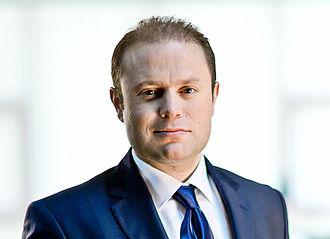 Prime Minister of Malta - Image: Joseph Muscat, Leader, Partit Laburista, Malta