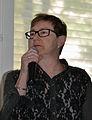 Journée Wikipédia, objet scientifique 2013 10 Louise Merzeau.JPG