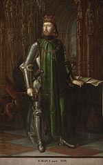 Retrat de Joan I de Castella