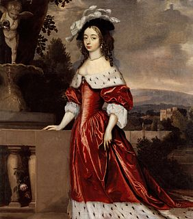 Countess Henriette Catherine of Nassau Countess of Nassau