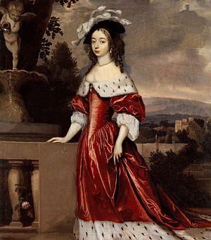 Countess Henriette Catherine of Nassau - Image: Jugendbildnis der Prinzessin Henriette Katharina von Nassau Oranien (Mytens)