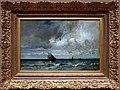 Jules dupré, barchette nella tempesta, 1870-75 ca.jpg